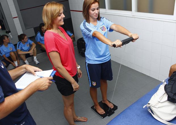 Bárbara Sanchez nutrición deportiva